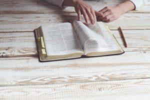 Bible plan