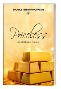 Priceless written by Temidayo Riches